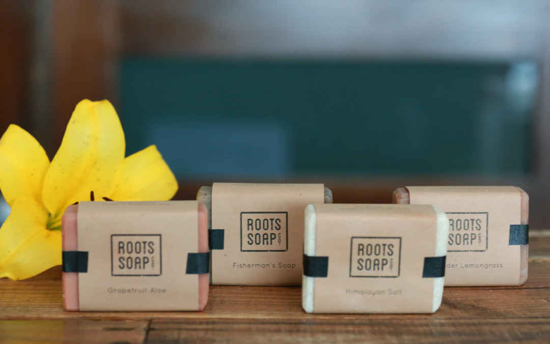 Roots Soap Company Handmade in Portland!