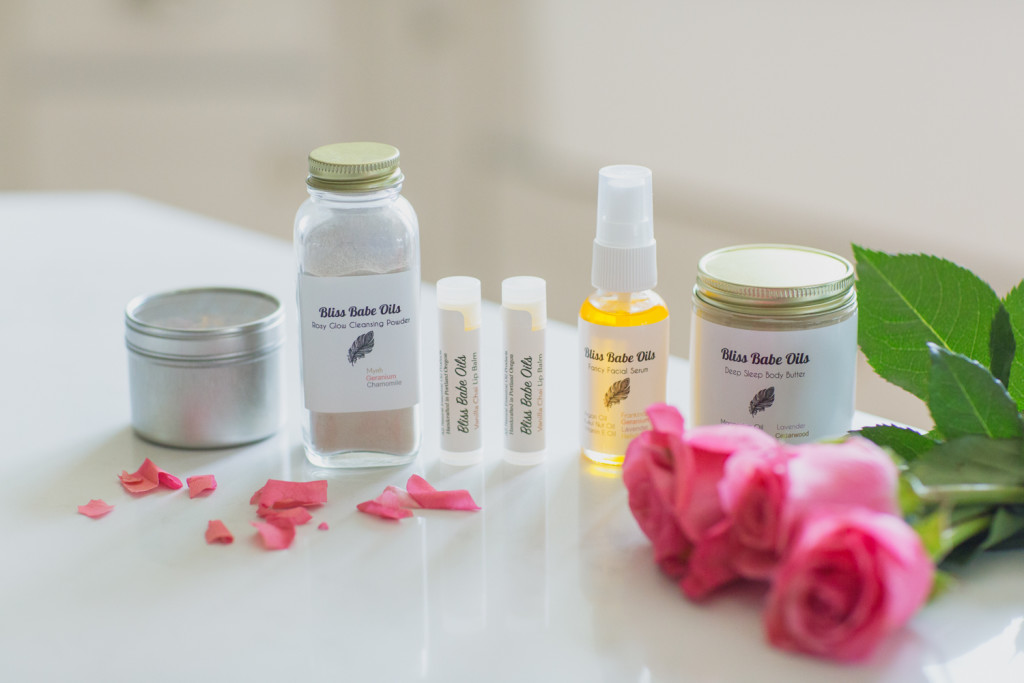 Portland Girl Spotlight: Veronica Bolinger of Bliss Babe Oils - The Portland Girl