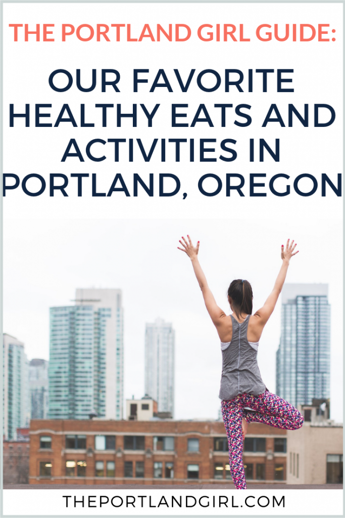 Be a Portland Girl: The Perfect Girl's Weekend in Portland - The Portland Girl