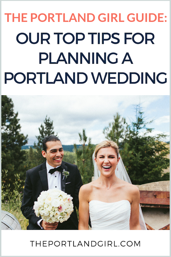 Thinking about having a wedding in Portland, OR? We gathered some of our favorite wedding resources, from photographer to cakes and bachelorette parties!